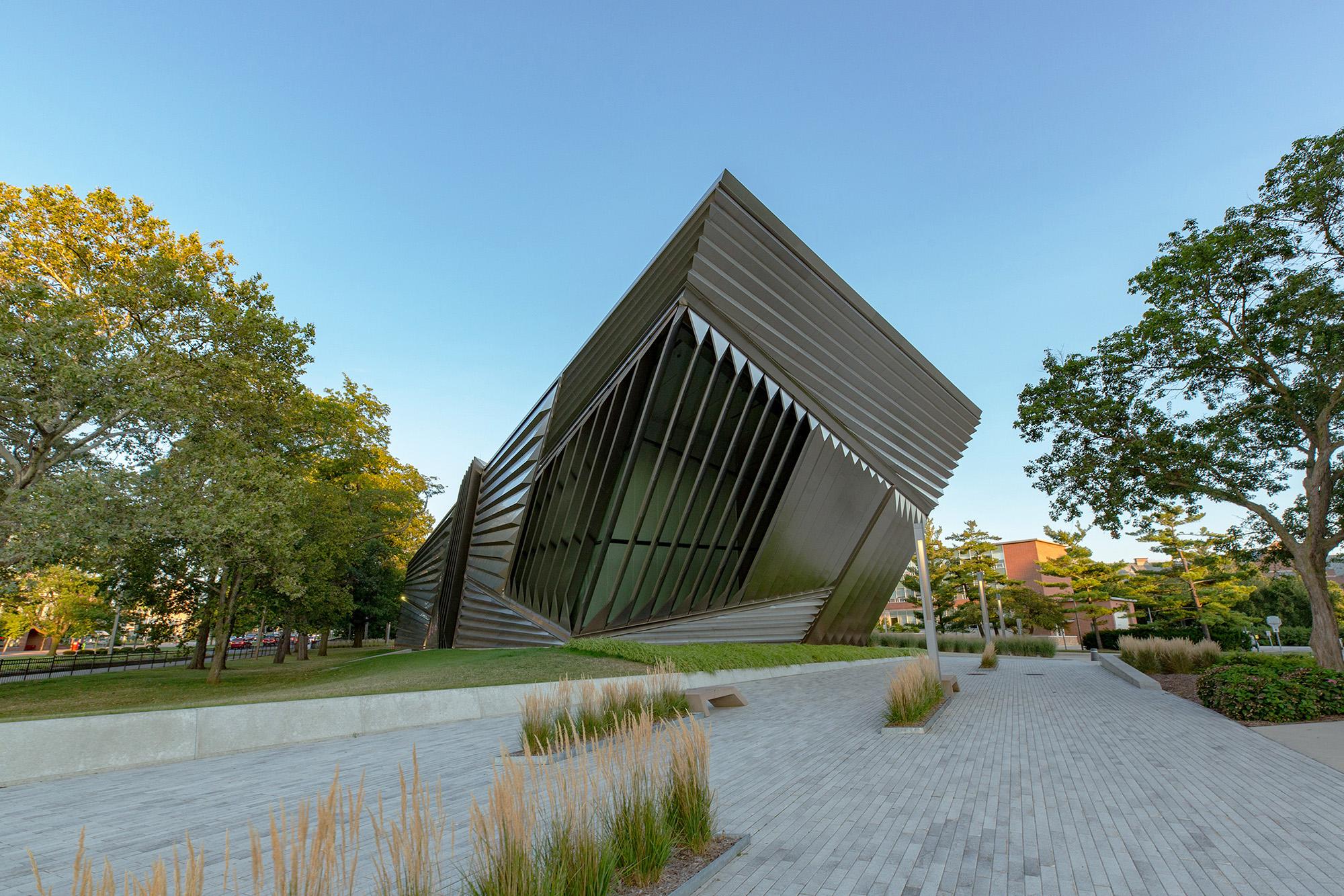 MSU broad art museum