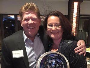 Tina Newhauser Awarded Arts Educator 2015