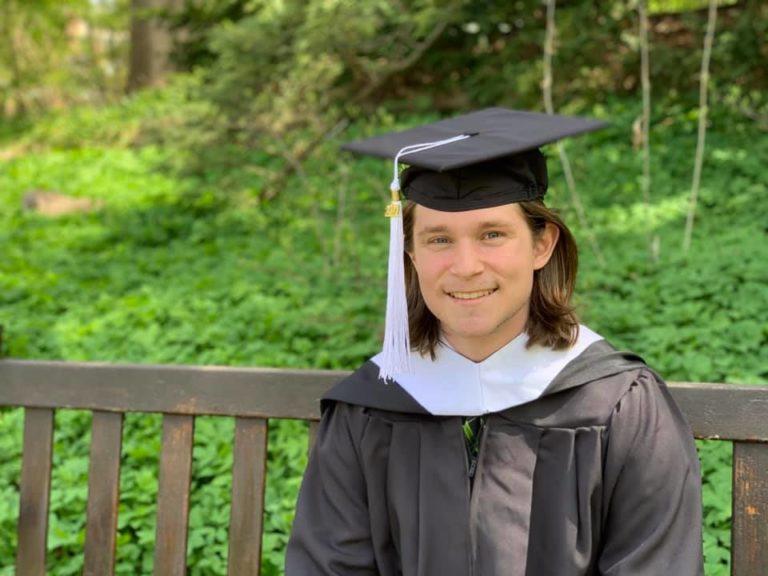 Graduate Spotlight – Ryan Duda